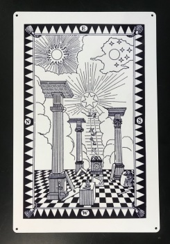 First Degree Tracing Board - Portable - 200x300mm