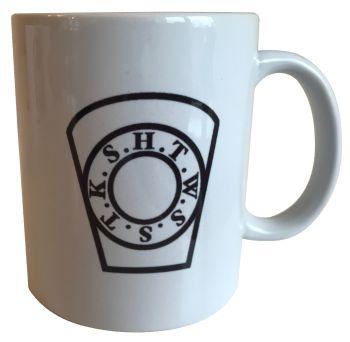 Keystone - Masonic 11oz Ceramic Mug