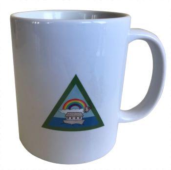 The Ancient and Honourable Fraternity of Royal Oak Mariners (RAM) - Masonic Ceramic Mug
