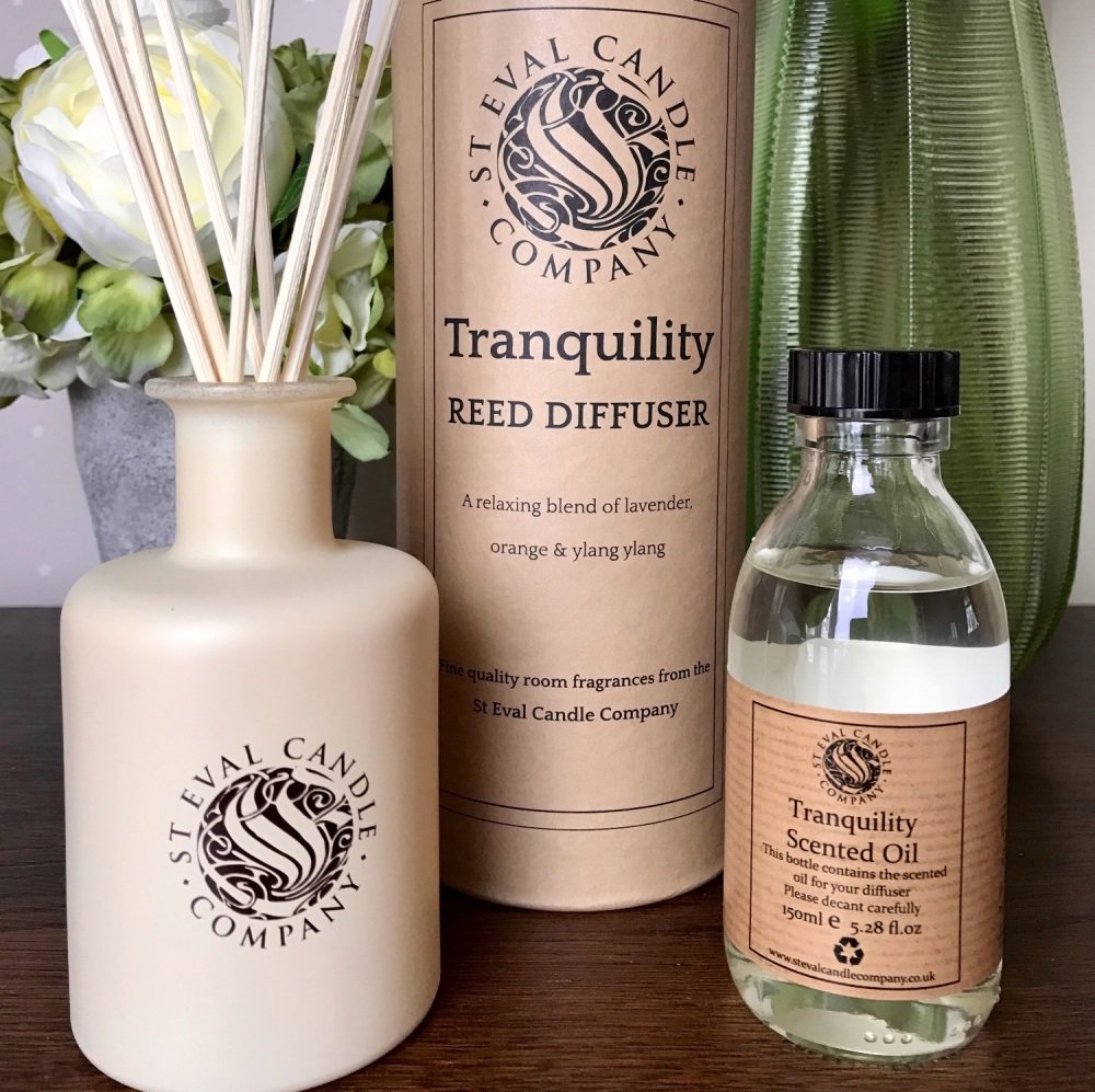 St Eval - Tranquility Reed Diffuser