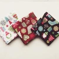 Hygge Christmas Fat Quarter Bundle