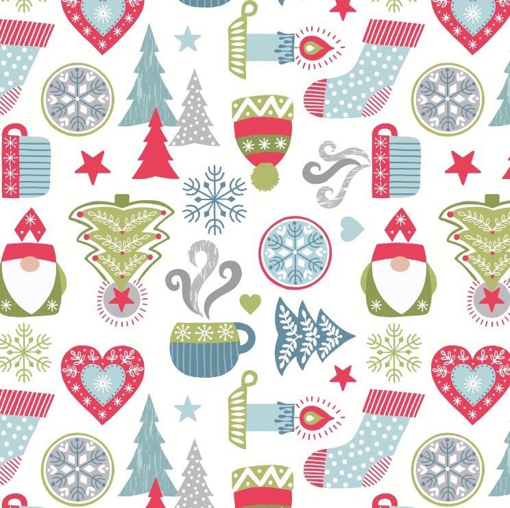 Hygge Christmas on Cream