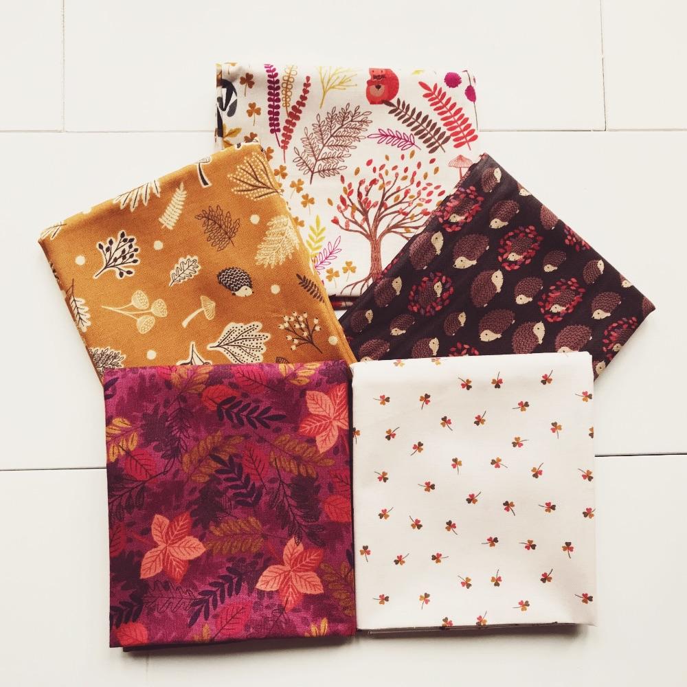Autumn Fabric