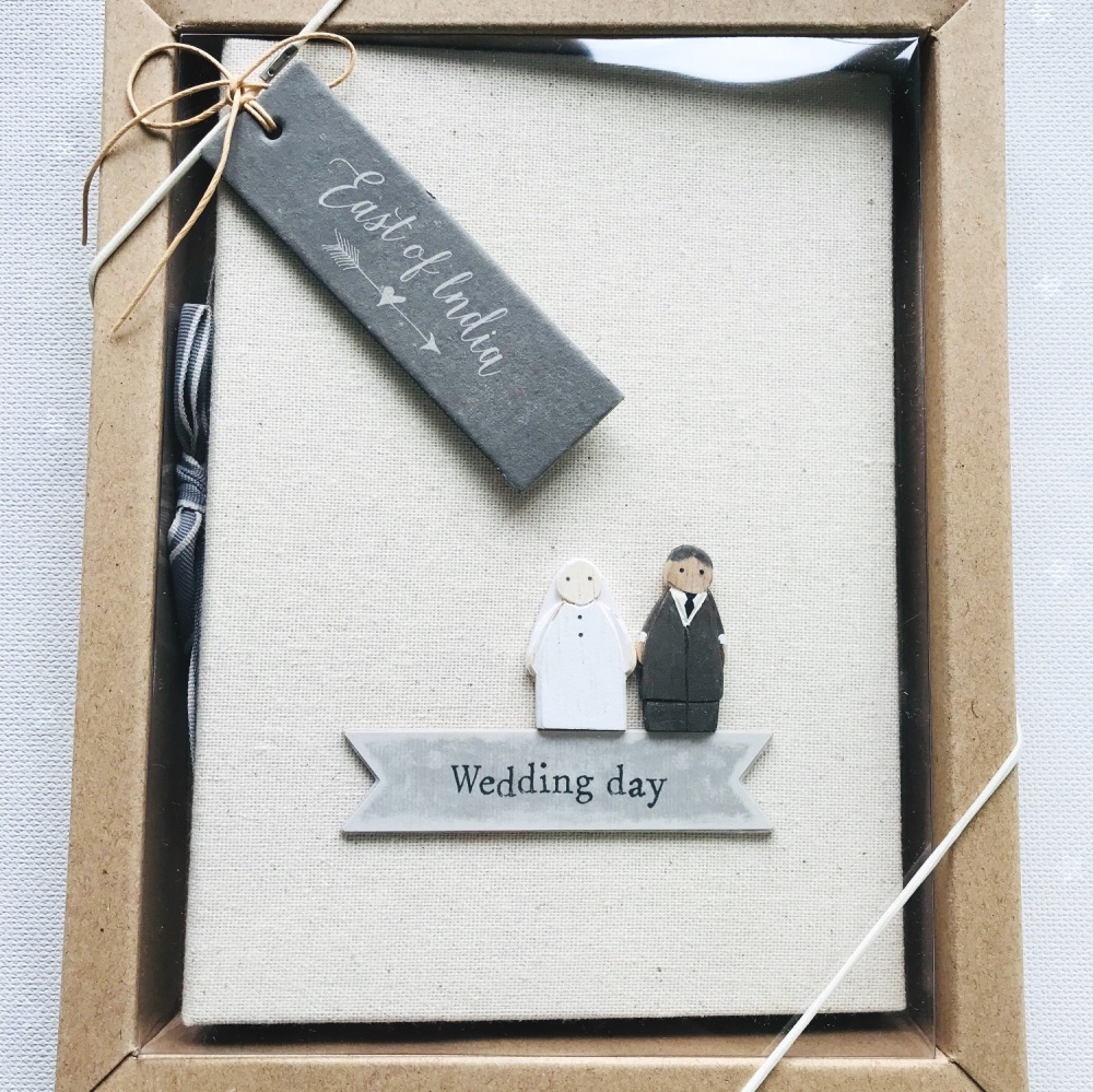 Ribbon Album - Wedding Day