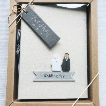 Ribbon Album - Wedding Day