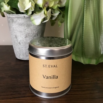 Vanilla Candle in a Tin