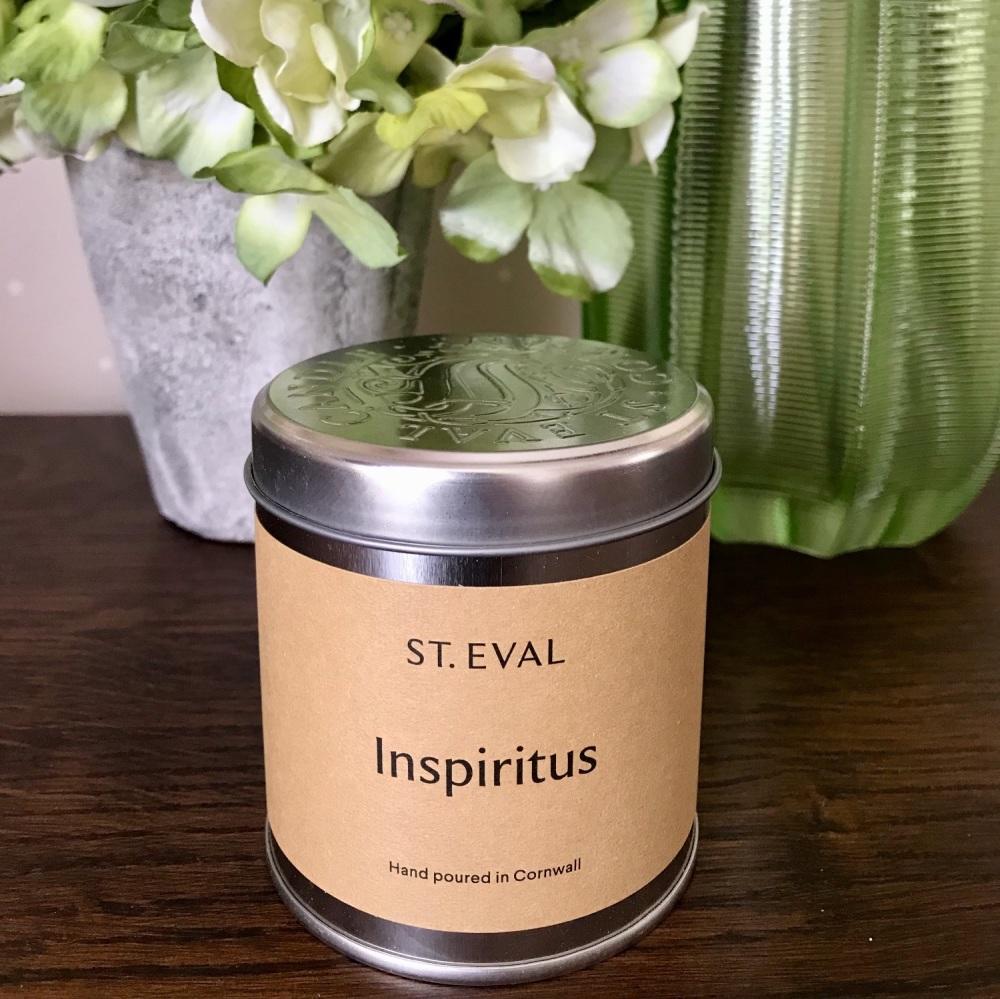 Inspiritus Candle in a Tin