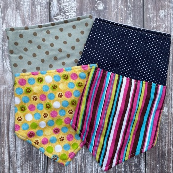 Baby Bandana Bibs | Assorted Designs | Dribble Bibs