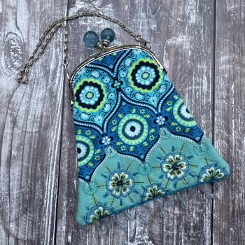 Handmade Evening Handmade | Ladies Purse | Beautiful Fabric