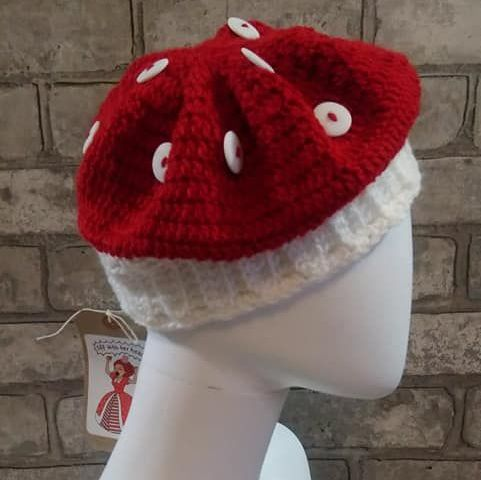 Crocheted Hats and Accessories