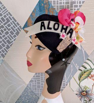 Tattooed Heart Fascinator Aloha (2021 Edition)