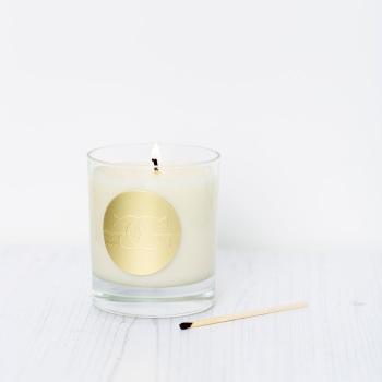 The Golden Twenties Candle
