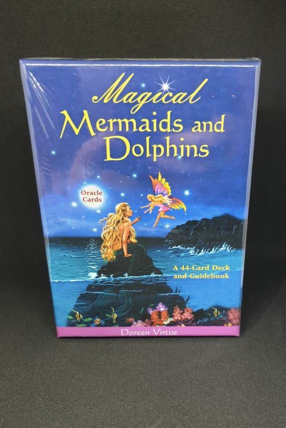 Magical Mermaids and Dolphins