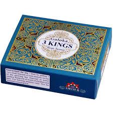 Goloka Three Kings Resin Incense ~ 50g