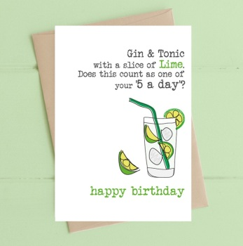 Funny Everyday Card