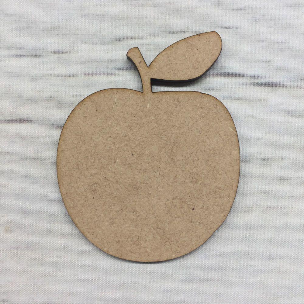 Wooden Apple shape