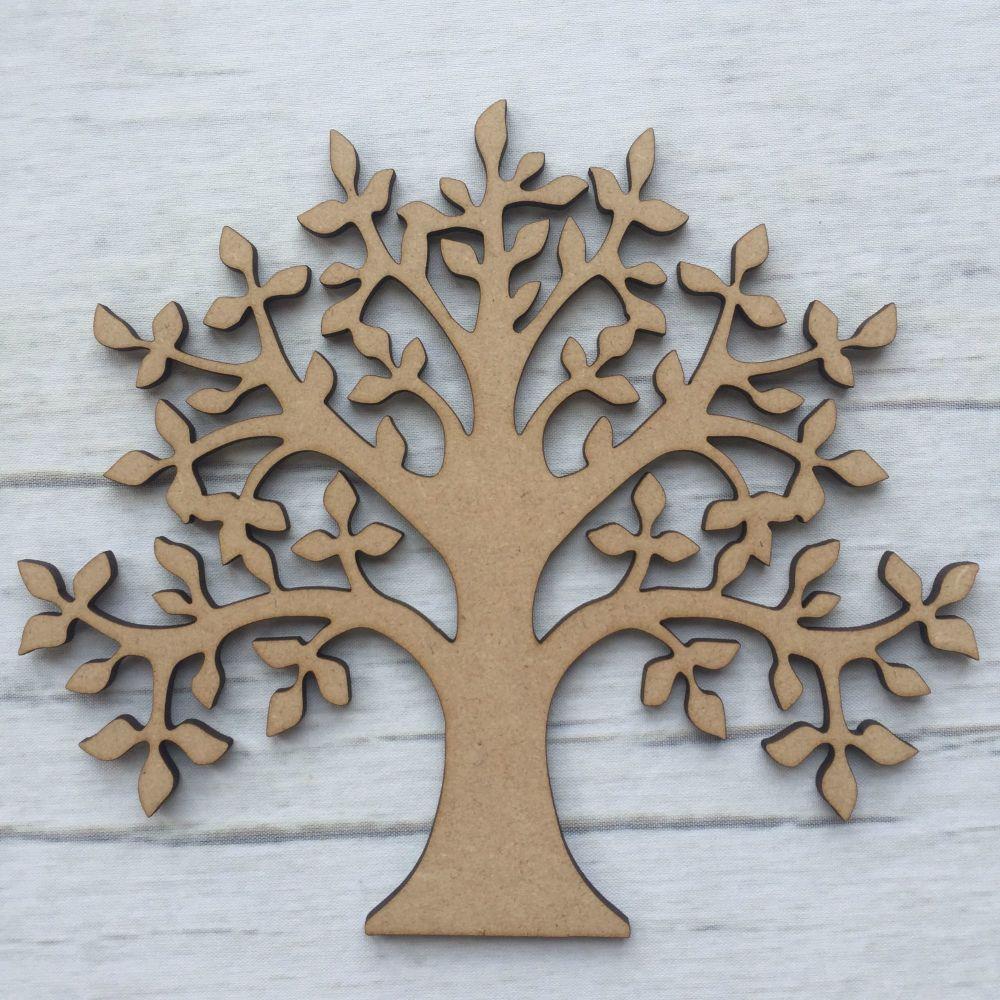 MDF Wooden Decorative Family Tree 2