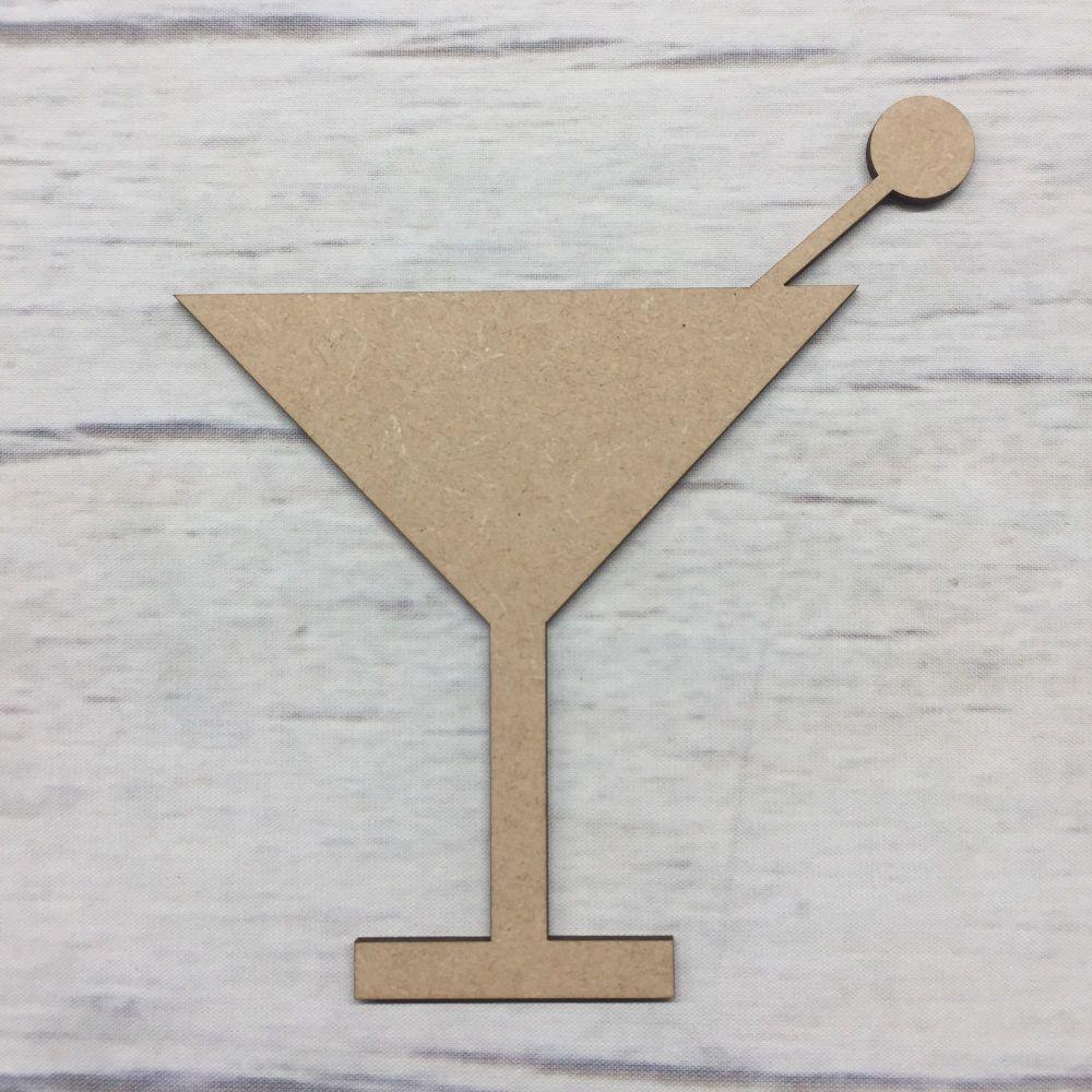 Cocktail Glass Freestanding