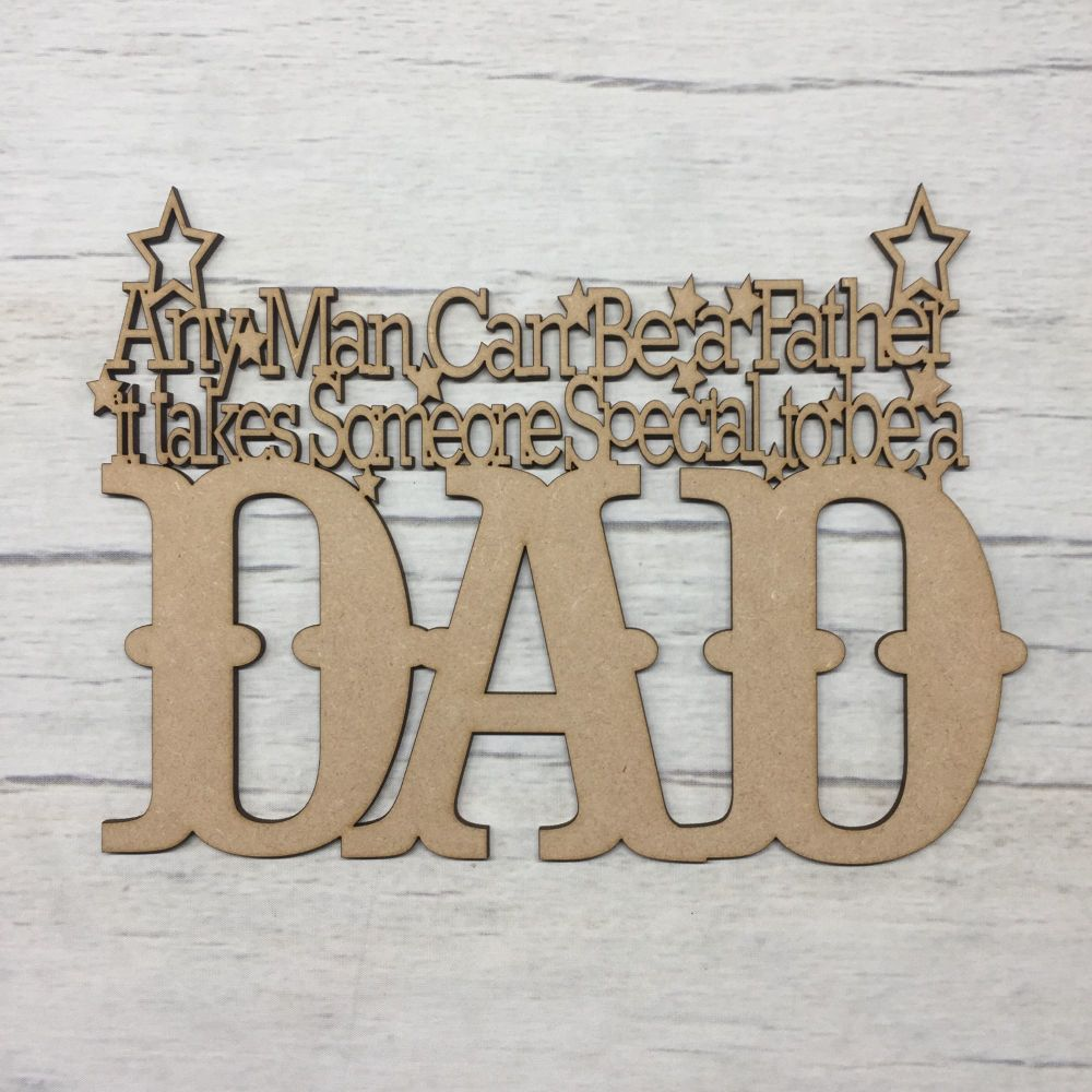 Father's day hanging plaque 1