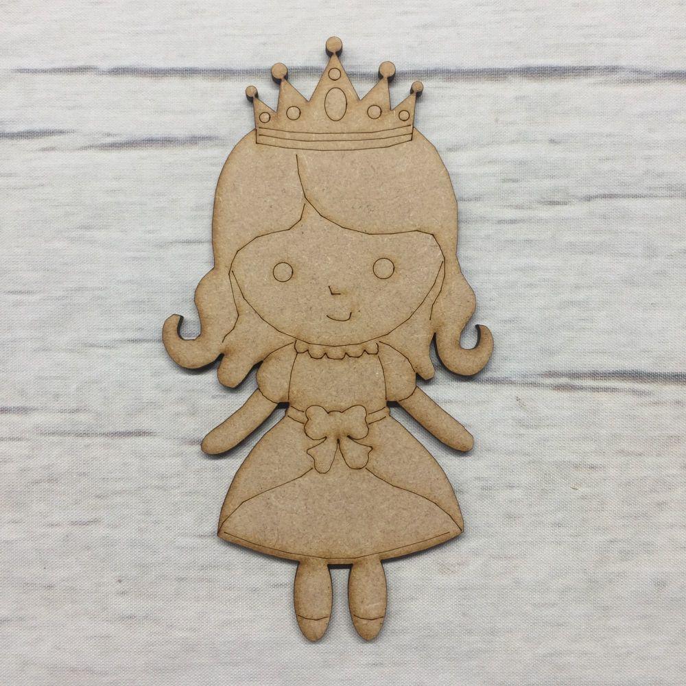 Princess - engraved