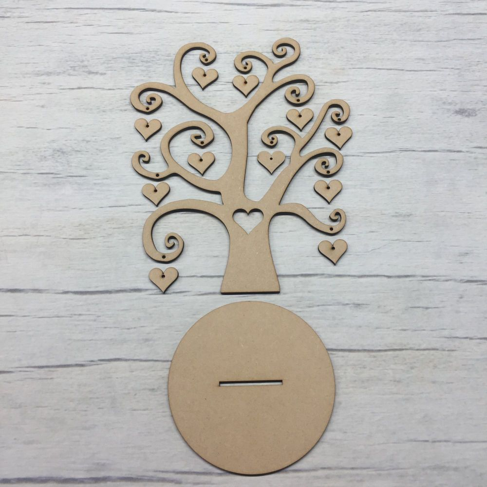 Decorative Family Tree 3 - Freestanding