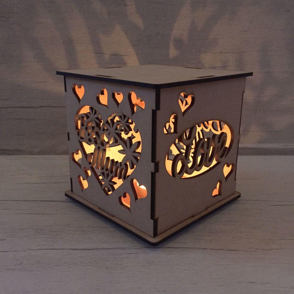 Best Mum LED light box.