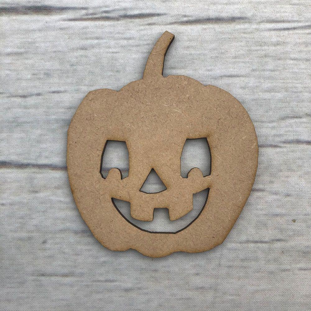 Pumpkin shape