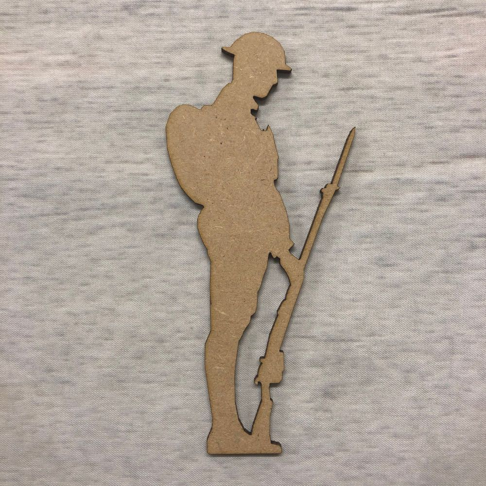 Soldier 4 - standing