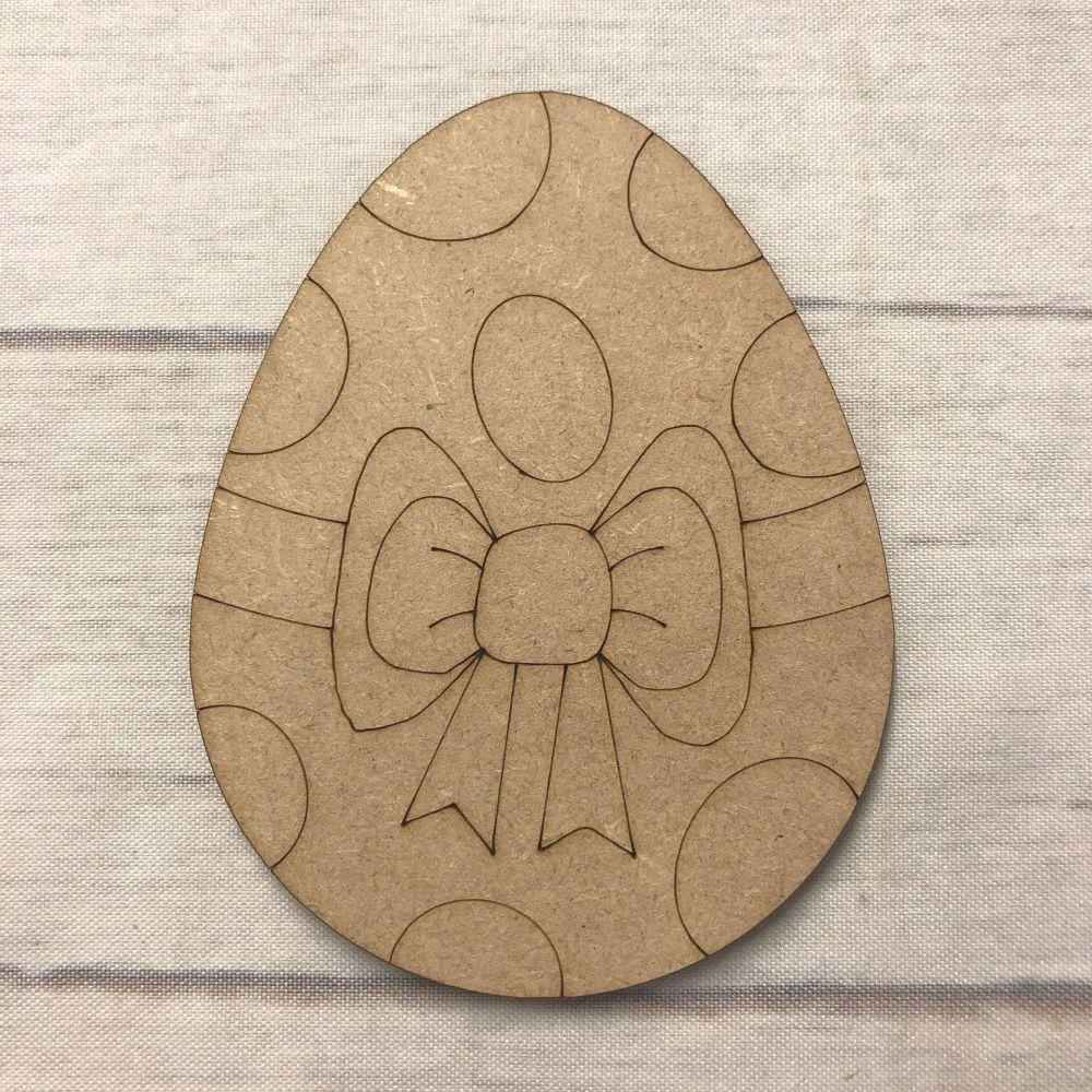 Easter Egg 1 - engraved