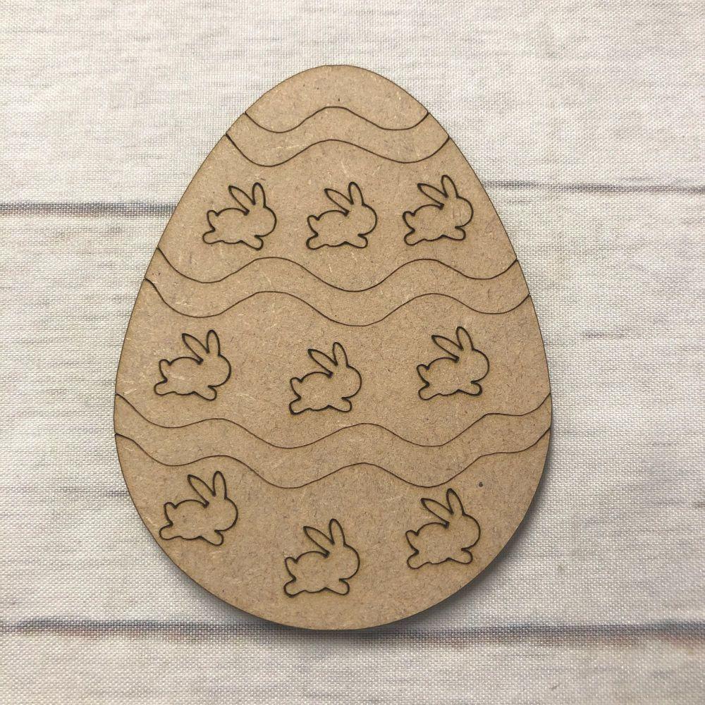 Easter Egg 3 - engraved
