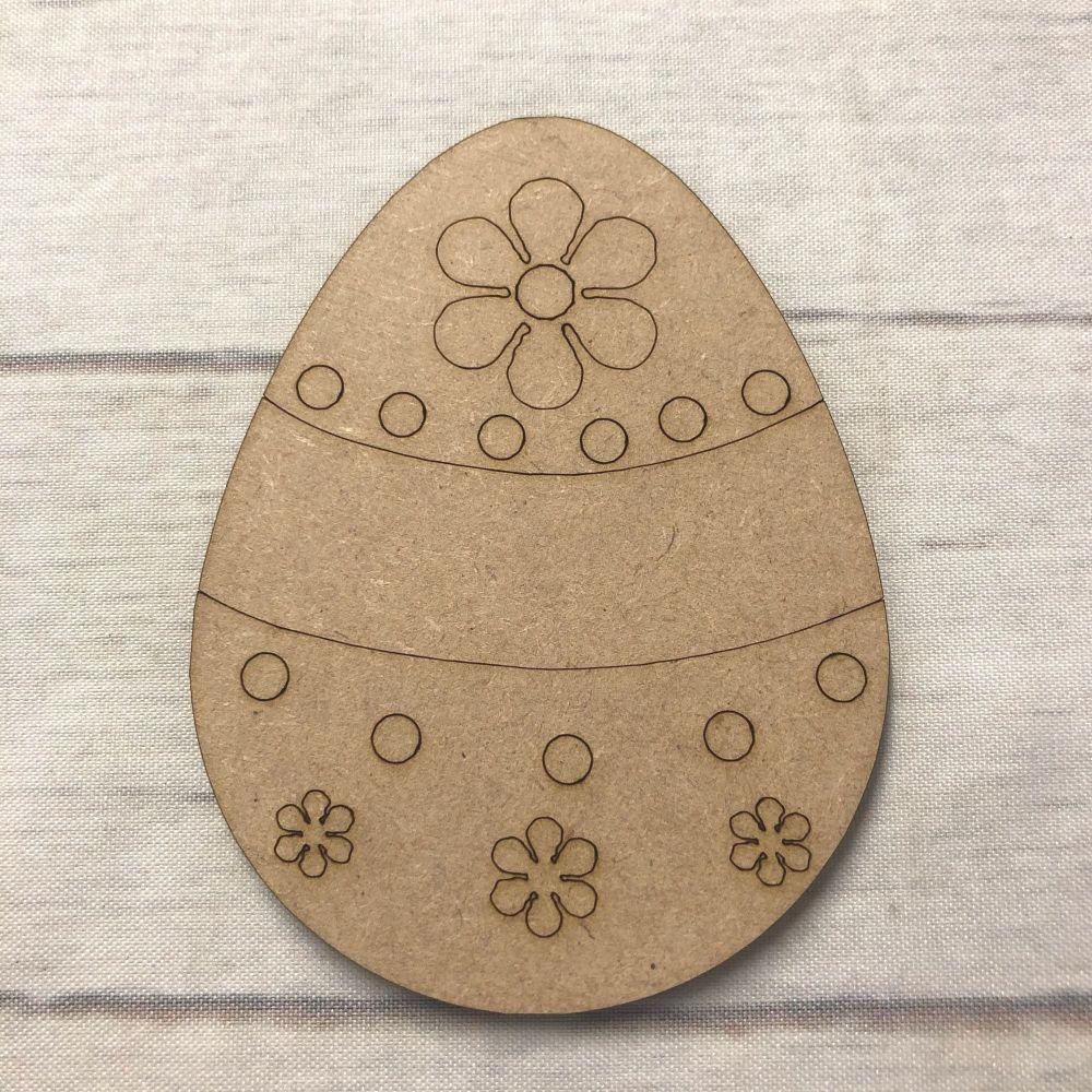 Easter Egg 4 - engraved