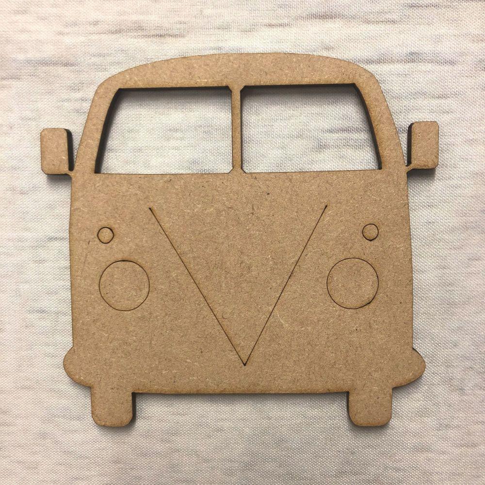 Camper Van - engraved