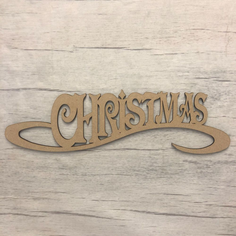 Christmas Plaque,  Extra large