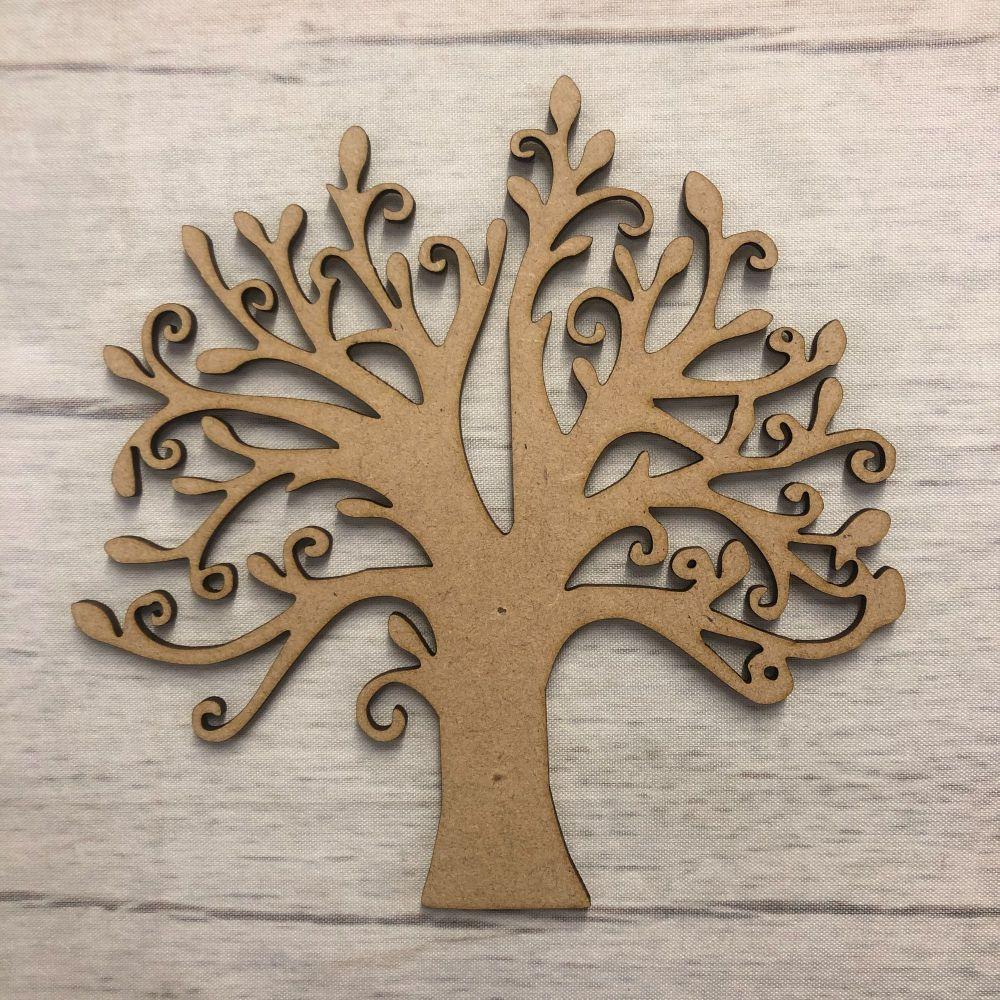 Decorative Family Tree 1