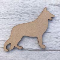 Dog  - German Shepherd Alsatian