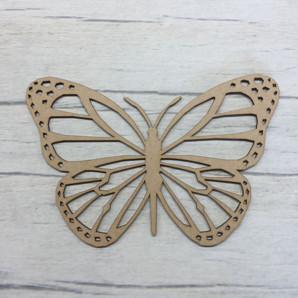 Butterfly  -  Detailed 1