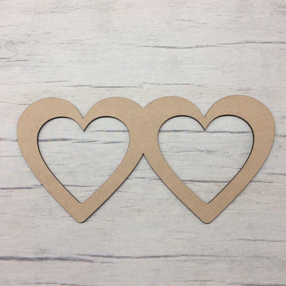 Heart  - Double Hearts