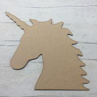 Unicorn head 1