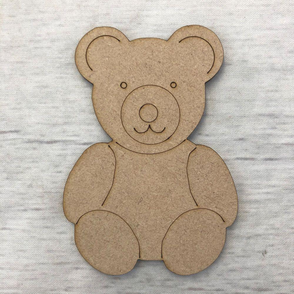 Teddy Bear 2 - engraved