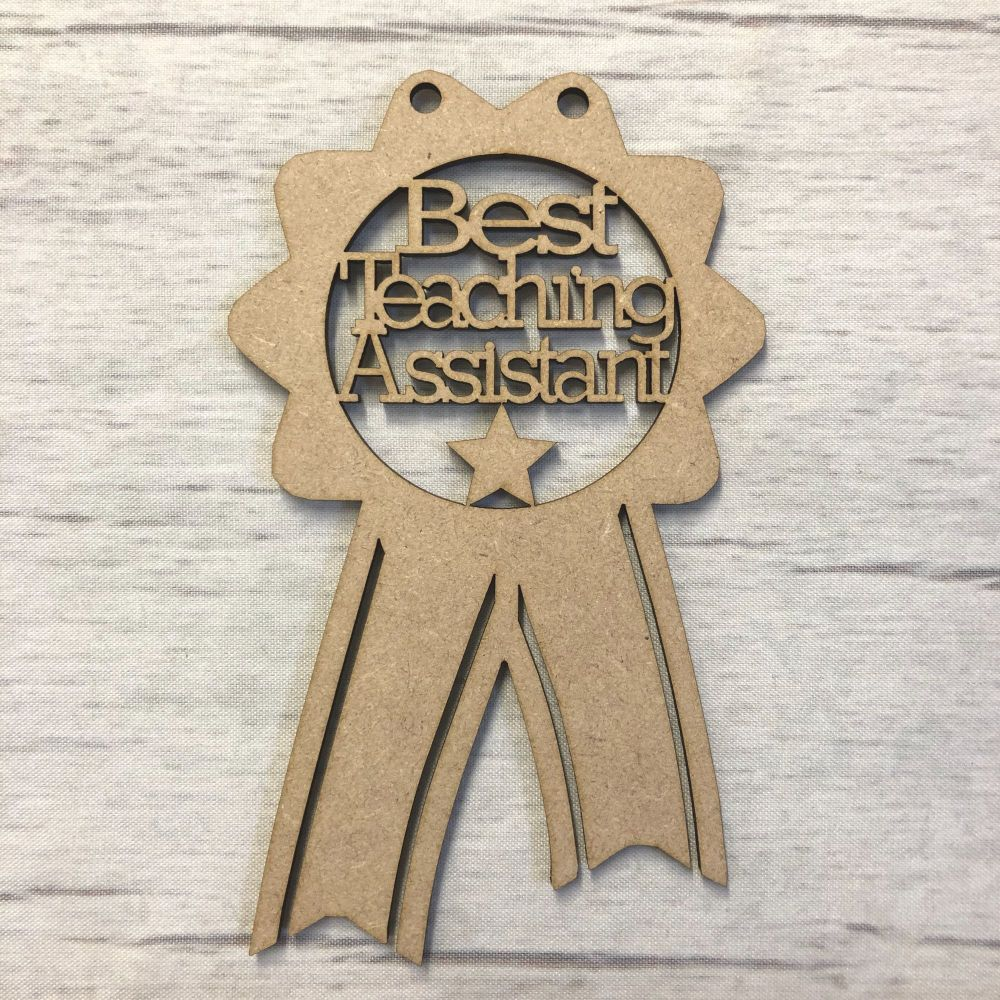 Best Teaching Assistant Rosette