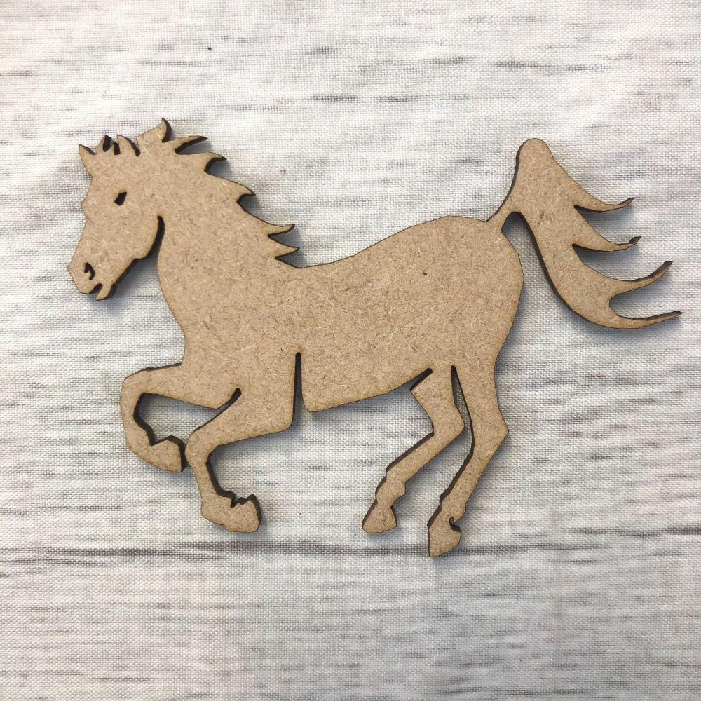 Horse 6 - Running Horse