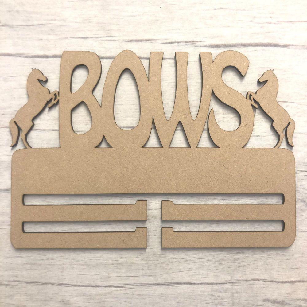 Bow Hanger - Horses
