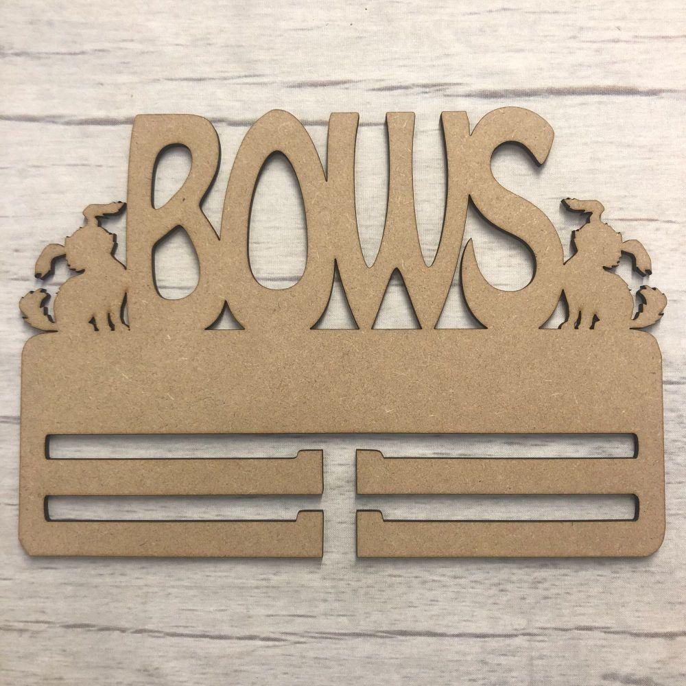 Bow Hanger - Puppy