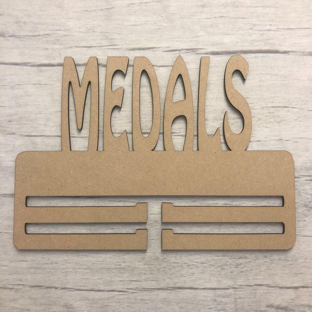 Medals Hanger - Plain
