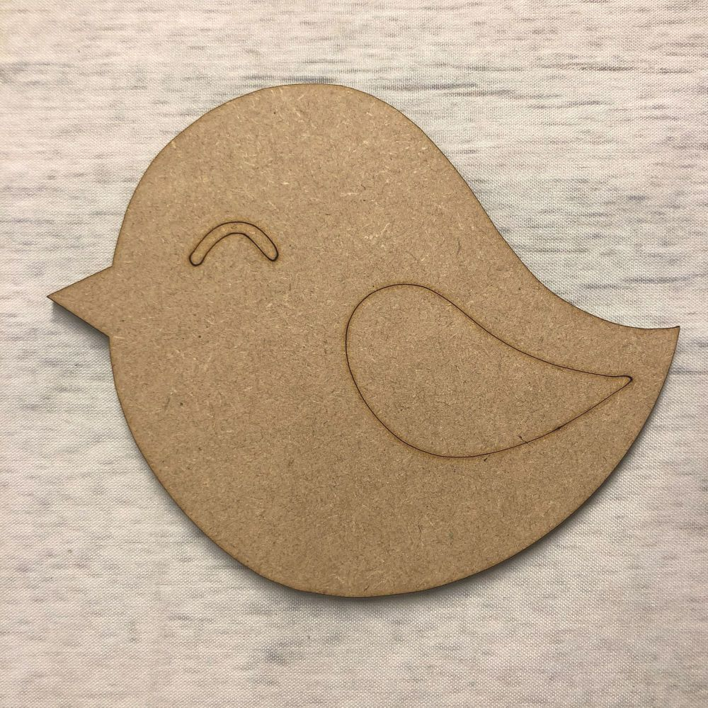 Chick - engraved