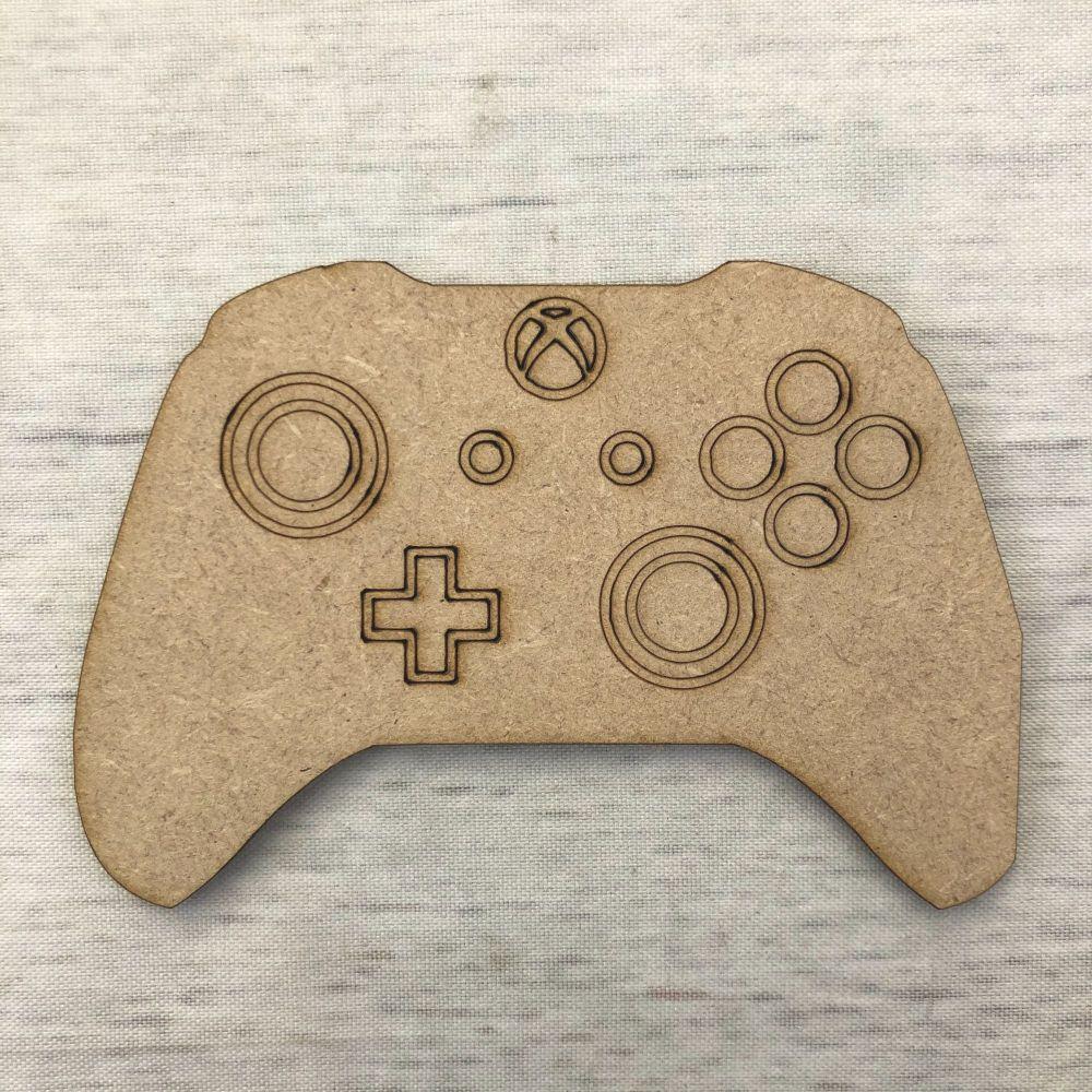 Games Controller - engraved