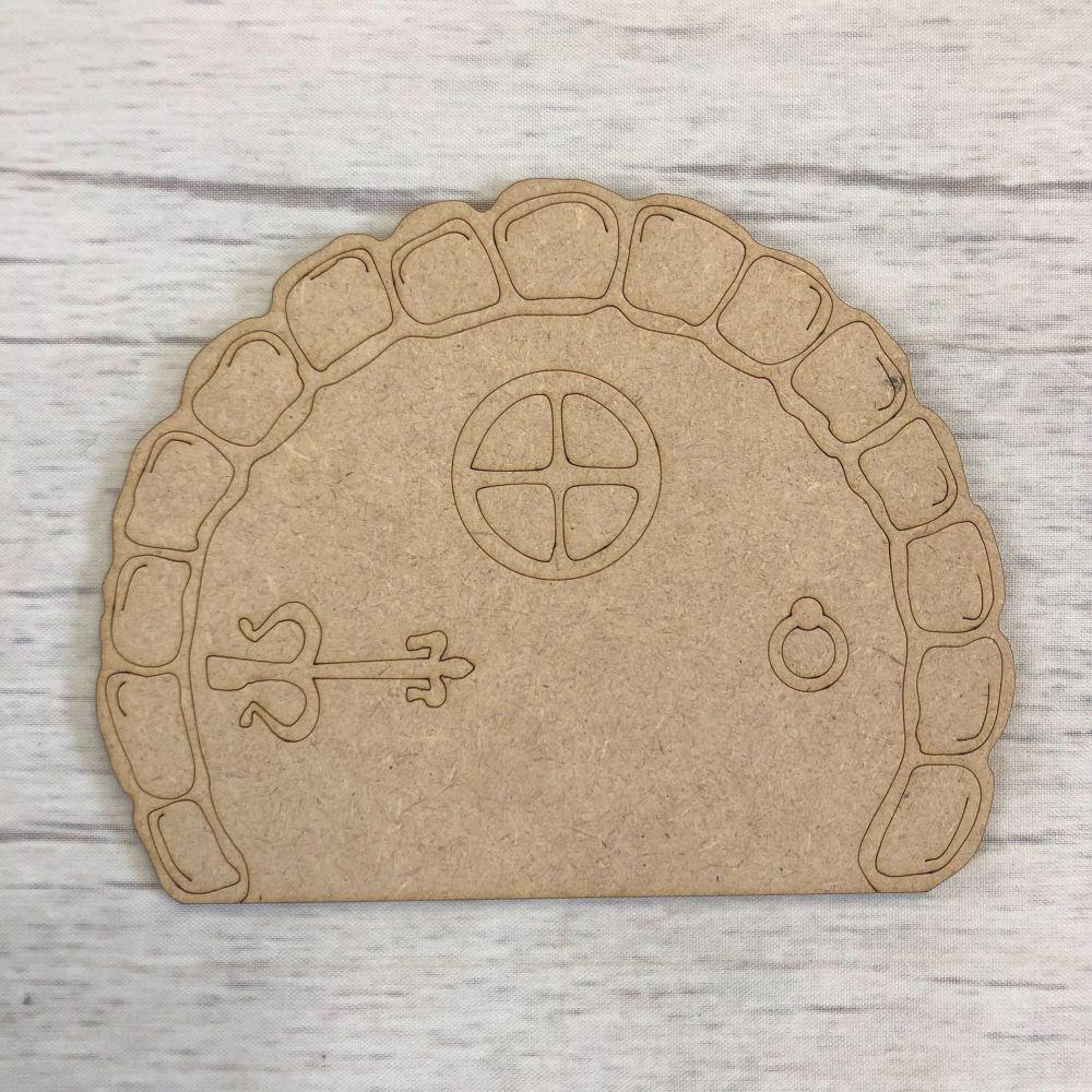 Fairy Door - engraved