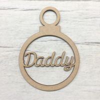 Bauble - Name Customised