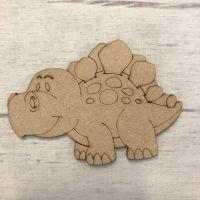 Dinosaur 3 - engraved