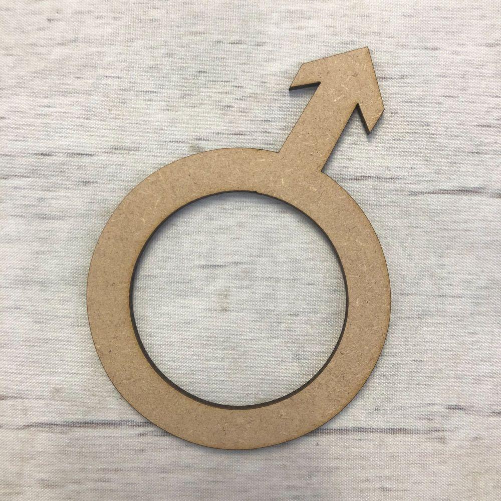Gender Symbol - Male